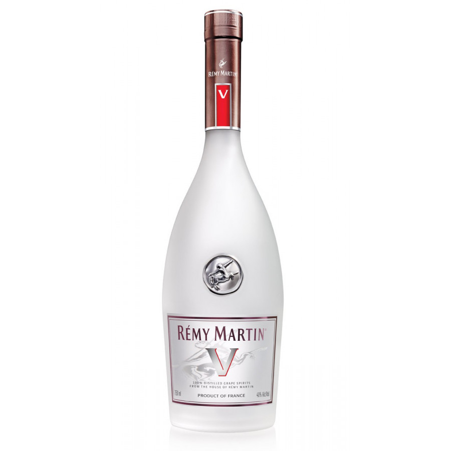 Remy Martin V Clear Spirit, but no Cognac