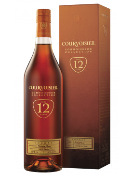 Courvoisier Vintage Connoisseur Collection 12 Years