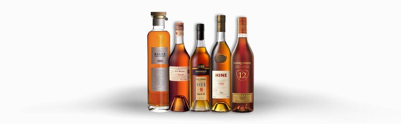 Cognac Jean Fillioux Napoléon 0,7 lt