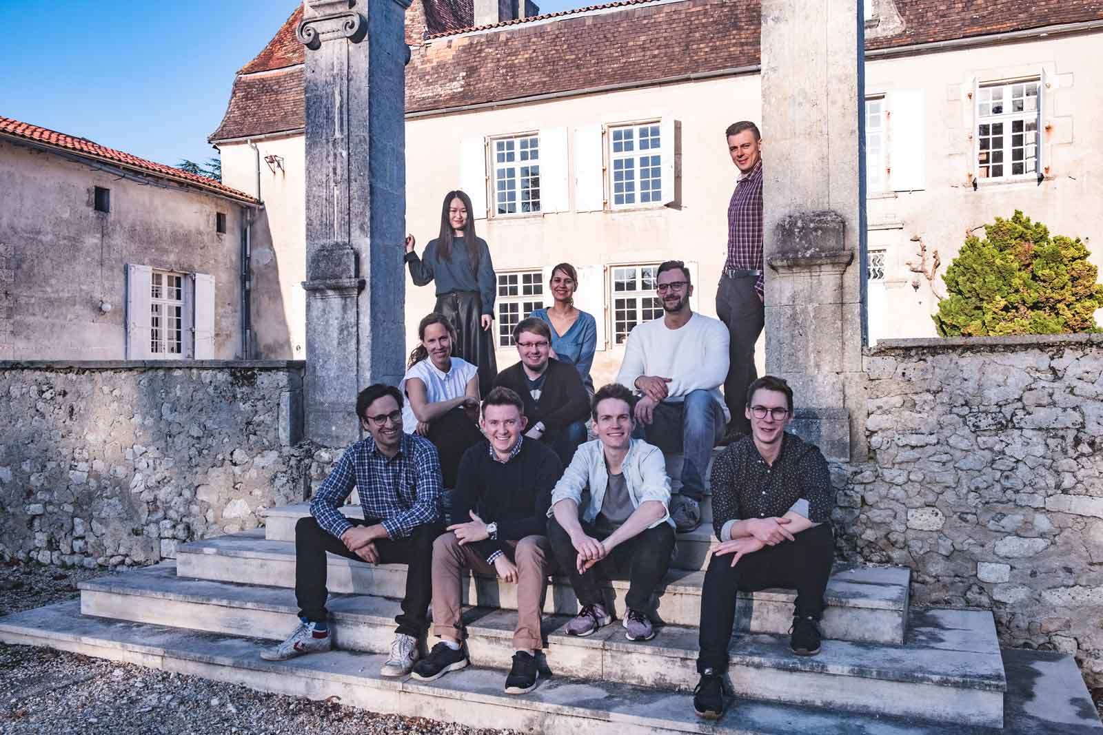 Cognac Expert - the team