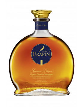 Cognac Frapin Multi Millésime no 3: The award winnining vintage