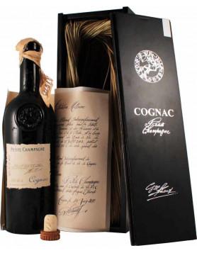New Product Launch: Baron Otard Vintage 1972 Cognac Petite Champagne