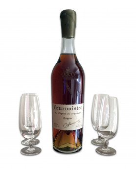 McTears auction: Rare Janneau brandy from Antarctica fetches £1880