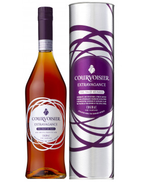New Courvoisier Packaging Continues to Roll Out