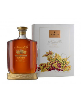 Hardy Cognac and Lalique Limited Edition