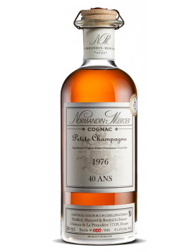 Normandin-Mercier: Cognac aged at the Atlantic Coast