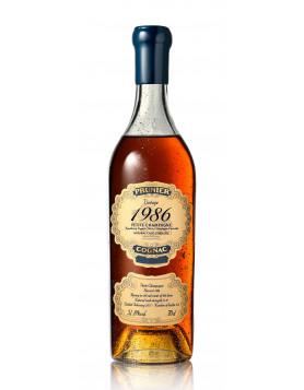 Cognac Frapin Multimillésime No 5 Launch: 1982, 1986 & 1989 Blended