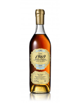 Rémy Martin VSOP Bottled in 1969: Grandfather's Gift to First Grandson