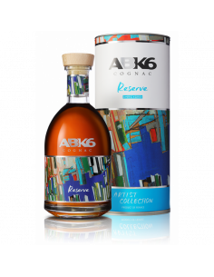 Honey Cognac Liqueur by ABK6: Pure Single Origin Product