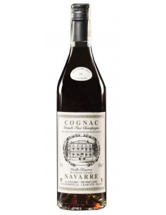 Old Bottle of Cognac Napoléon 1811 Grande Reserve