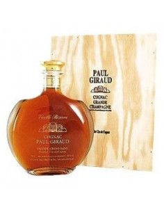 L. de Salignac Cie - this Reserve Cognac was aged for 50 years