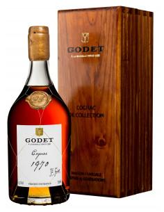 J & F MARTELL Grand Fine Cognac Quatre Crus le Grande et Petite Champagne