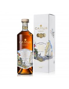 Tasting the New Camus Caribbean Expedition Cognac