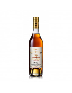 Super Old Napoleon Grande Champagne E. Piercel de Saint-Jacques Cognac