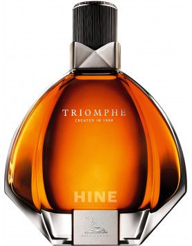 Hine Triomphe Grande Champagne Cognac bottled before 1980