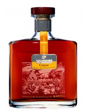 Martell Ltd Edition Cohiba Cognac For Chinese New Year