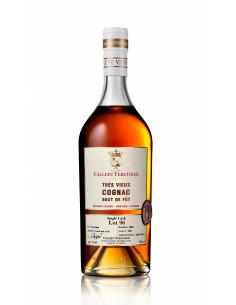 3 sensational Vallein Tercinier Brut de Fût Cognacs